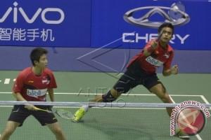 Dua tunggal putra pastikan perempat final Singapura