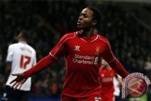 Liverpool akhiri tidak terkalahkannya City
