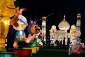 Festival Lampion Palembang