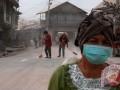 BNPB: 2.863 korban Sinabung mengungsi di pengungsian