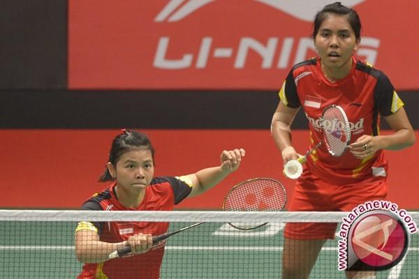 Dua ganda putri ditargetkan semifinal SEA Games