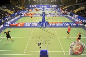 Tiket hari pertama Indonesia Open ludes terjual