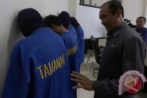 Legislator Banyuasin serahkan diri ke BNN