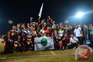 PS Palembang ke semifinal Porprov