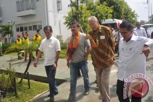 Pejabat: Perbaikan fasilitas Asian Games tepat waktu