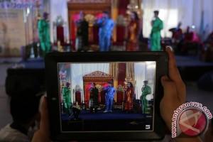 Mukomuko lestarikan kesenian tradisional lewat festival budaya