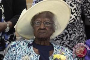 Jeralean Talley, manusia tertua di dunia tutup usia