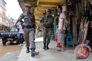 Satpol PP Palembang selama Ramadhan tetap razia