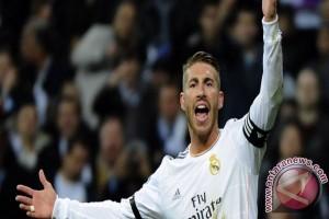 Ramos kembali menjadi penyelamat Madrid