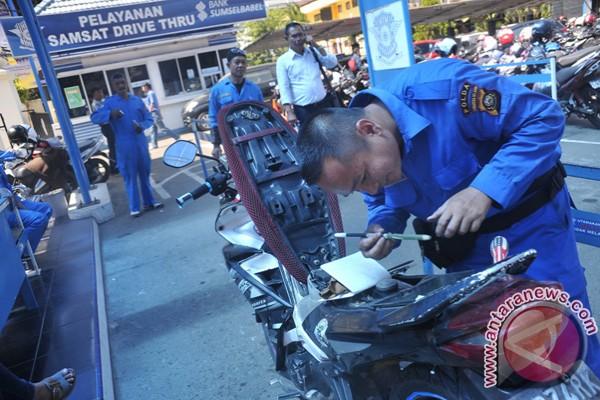 Sumsel luncur SIM Samsat akhir 2015