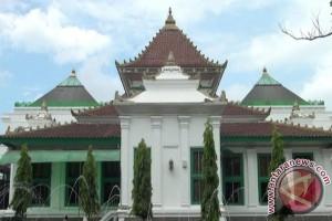 Pembangunan Masjid Raya Jakabaring bernuansa daerah