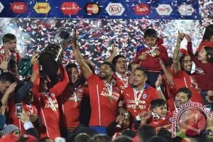 Chile juara Copa America 2015
