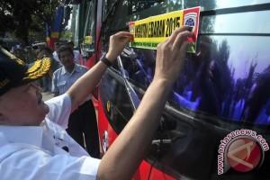 Pelayanan bus AKAP di Palembang lancar