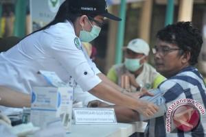 Dinkes Bengkulu dirikan 52 posko kesehatan lebaran