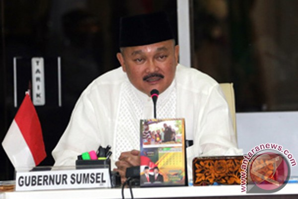Gubernur Sumsel pimpin kontingen Indonesia di ISG
