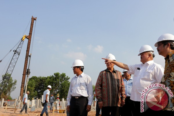 Pembangunan tidak hanya terpusat di Palembang