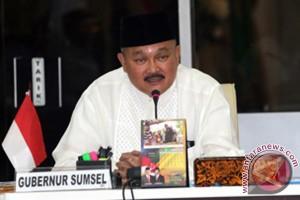 Gubernur Sumsel ajak perusahaan ikut restorasi gambut