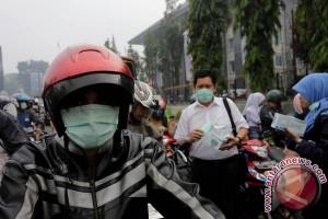 Masker bukan solusi hadapi polusi