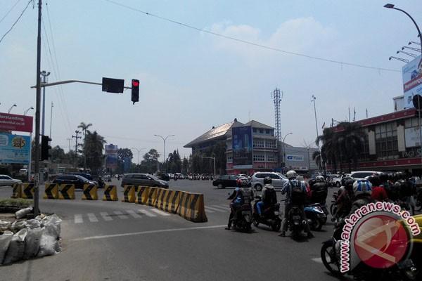 Kota Bekasi terbaik manajemen lantas Polda Metro Jaya