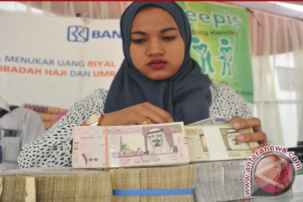 Penukaran uang Riyal musim haji meningkat