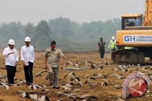 Pemerintah targetkan infrastruktur 2019 capai Rp4.000 triliun
