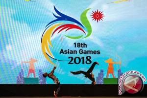 Berpacu dengan waktu menyiapkan Asian Games