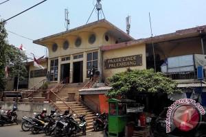 Pasar Cinde Palembang siap dipercantik