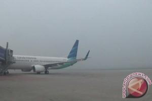 Maskapai ubah jadwal penerbangan akibat kabut asap