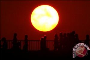 Ahli falak: 16 Juli matahari lintasi Ka'bah