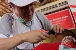 Dompet Dhuafa berikan layanan kesehatan cuma-cuma