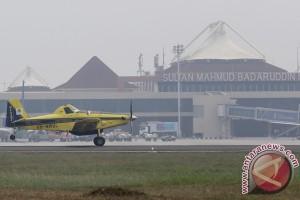 Perluasan Bandara SMB II Palembang sesuai rencana