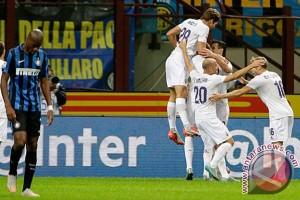 Hasil pertandingan 16 besar piala Italia