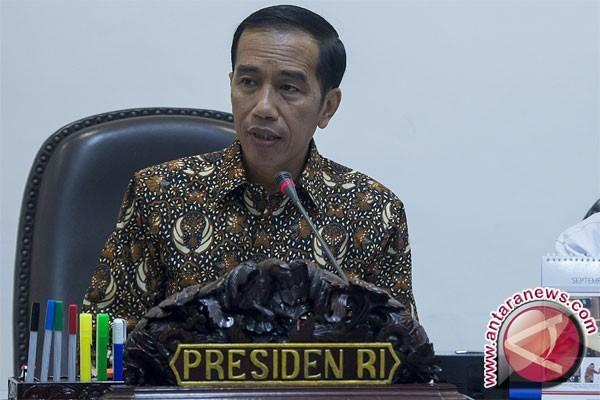Presiden: Cabut izin perusahaan terlibat Karhutla