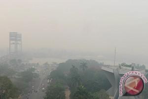 Ketebalan asap di Aceh Barat kian meningkat