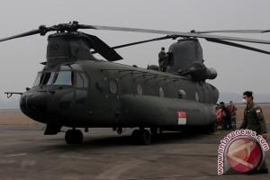 Riau keberatan helikopter bom air ditarik ke Palembang