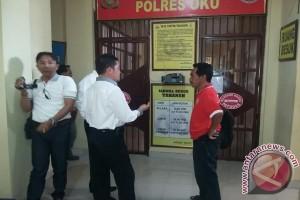 Polres tangkap tahanan kasus narkoba kabur