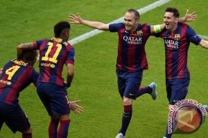 Barcelona kalahkan Real di Miami