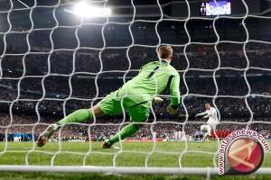 Penalti aubameyang antar Dormund ke Liga Champions