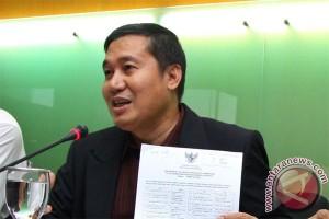 Komisioner KY gugat aturan penyidik ke MK