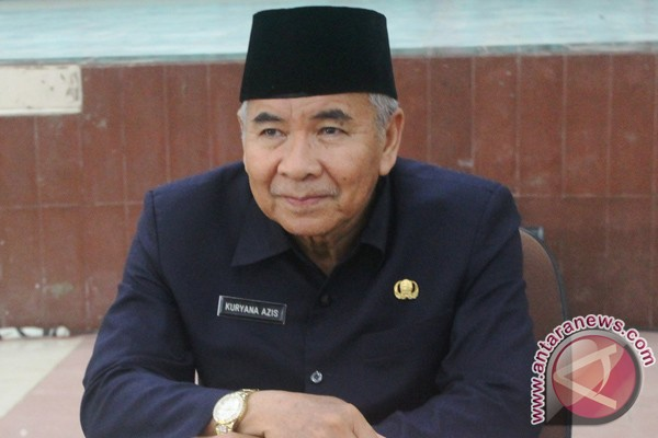 Bupati OKU terima penghargaan tokoh inspirasi Sriwijaya