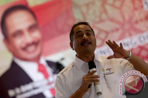 Menpar: Sumatera Selatan cikal bakal wisata olahraga