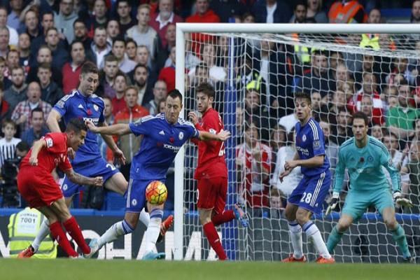 Hasil semi final piala liga Inggris