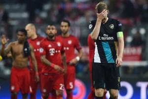 Bayern menang agregat 10-2 atas Arsenal