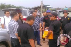 Polda turunkan tim ke lahan PTCT di Banyuasin
