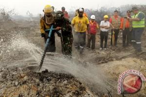 Sembilan kecamatan Ogan Komering Ulu rawan Karhutla