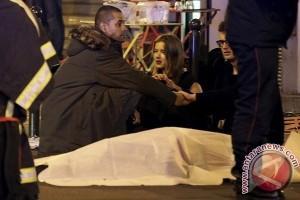 Warga negara asing korban tragedi Paris