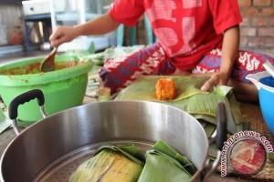 Pepes ikan tempoyak tetap jadi kesukaan masyarakat
