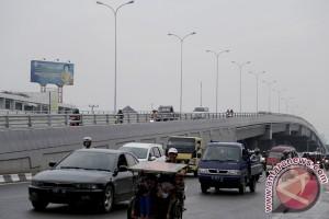 Pembangunan jembatan layang tunggu pesetujuan Menkeu