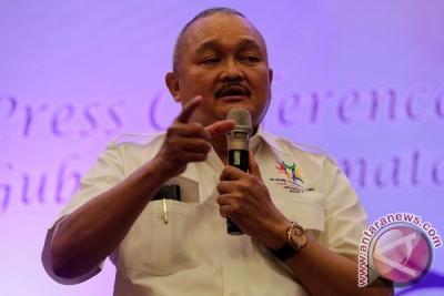 Gubernur: Asian Games akan tingkatkan perekonomian daerah