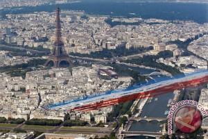 Onggokan besi tua ''Eiffel'' hiasi lokasi COP 21
